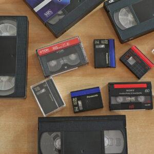 Riversamento Videocassette